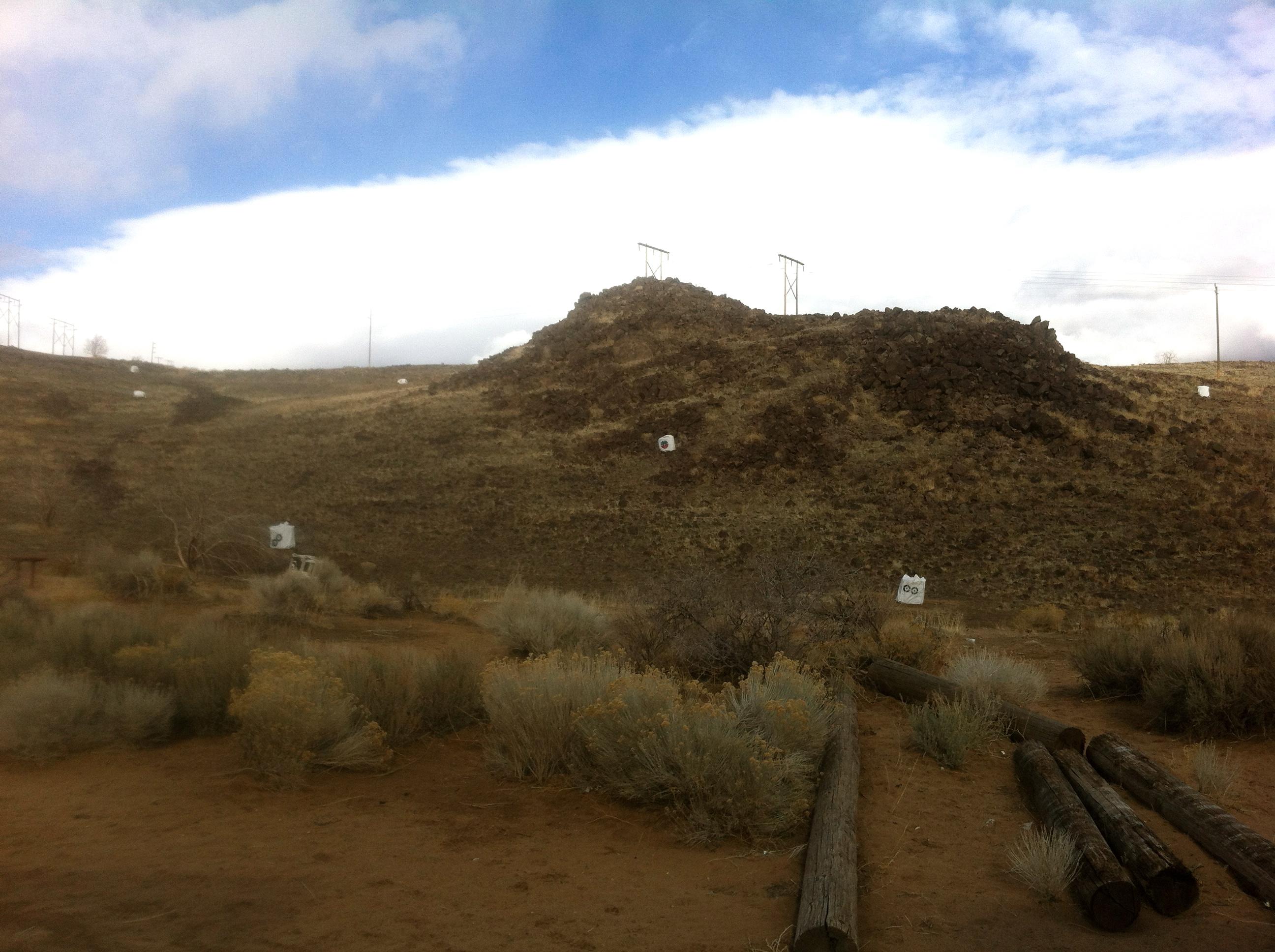 CCB Hell or High Water Shoot - Carson City, NV @ Clear Creek Bowmen Archery Range